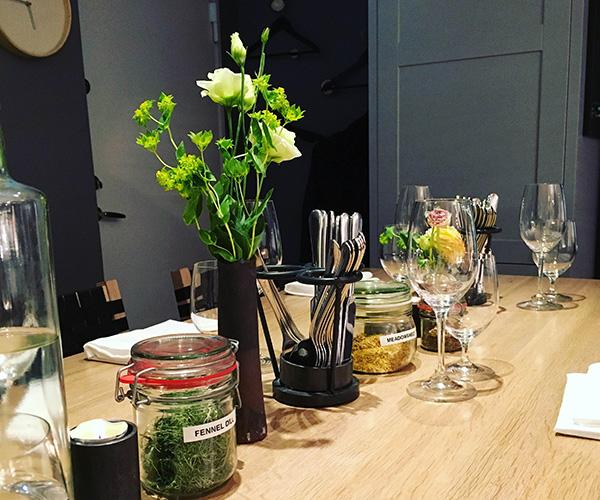 Stockholm: Food adventure at StudioFrantzén