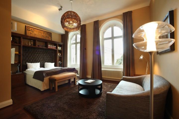 Lydmar Hotel.
