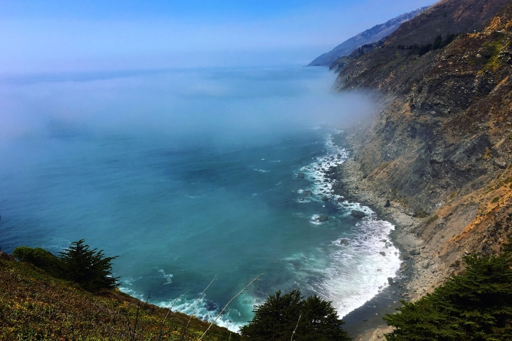 Big Sur, Kalifornien.