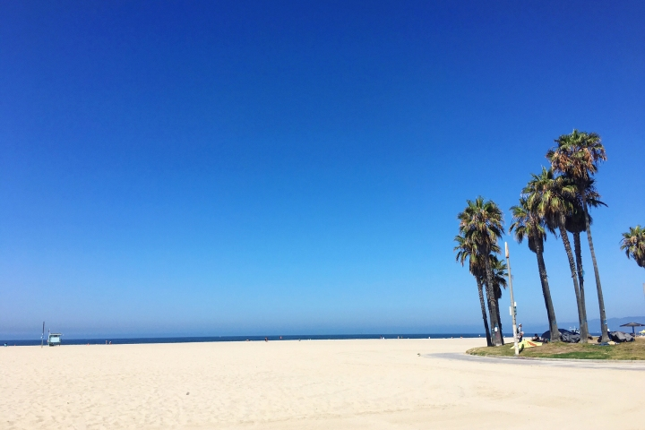 Venice Beach, Kalifornien.